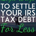 Lunasi pin pinterest utang IRS