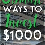 Smart ways to invest 1000 pinterest pin