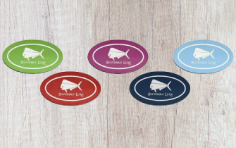 Southern Lure Sticker options