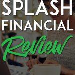 Splash Financial Review pinterest pin