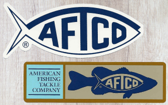AFTCO sticker examples