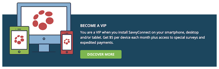 How to become a VIP with SurveySavvy