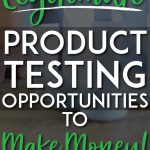 Legitimate product testing opportunities pinterest pin