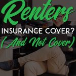 What does renters insurance cover or not pinterest pin