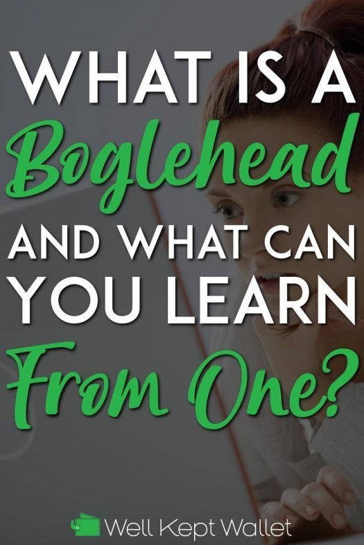 What is a boglehead pinterest pin