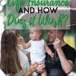 What is life insurance and how does it work pinterest pin
