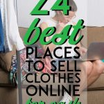 24 best places to sell clothes online for cash pinterest pin