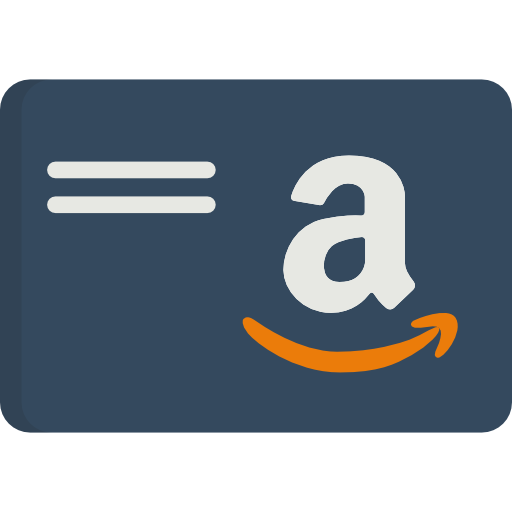 Amazon Giftcard icon
