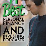 best finance podcasts pinterest pin