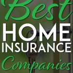 Best Home insurance companies pinterest pin
