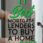 Best mortgage lenders pinterest pin