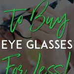 Best places to buy glasses for less pinterest pin