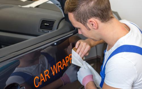 image car advertise