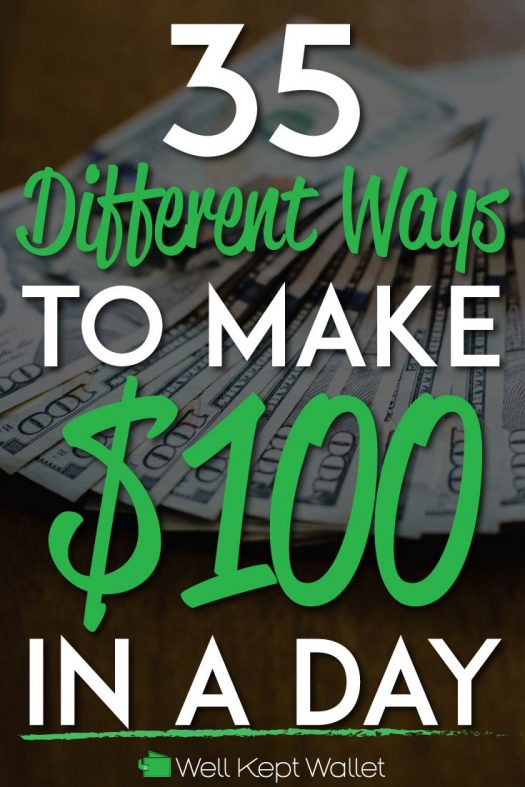Make 100 in a day pinterest pin