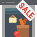 Garage sale Icon