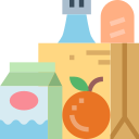 Bag of Groceries icon