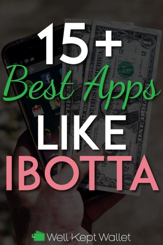 Apps like ibotta Pinterest Pin