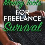 the 8 best money tools for freelance survival pinterest pin