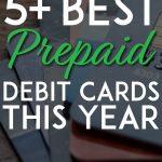 Best prepaid debit cards pinterest pin