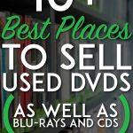 Best places to buy and sell DVDs and CDs pinterest pin