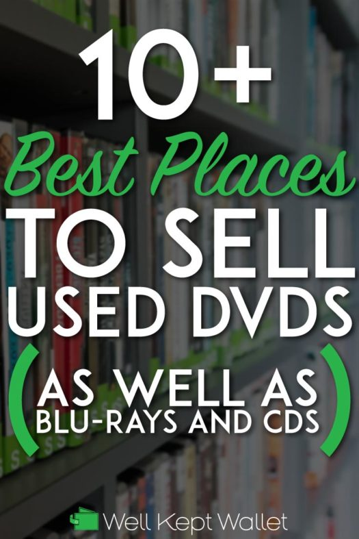 Used Dvds For Sale >> 12 Places To Sell Used Dvds Cds For The Most Money 2019