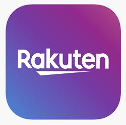 rakuten logo formerly ebates