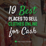 places to sell clothes online