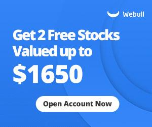 webull ad get 2 free stocks