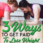 Get paid to lose weight pinterest pin